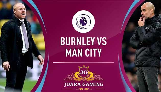Prediksi Skor Burnley Vs Manchester City