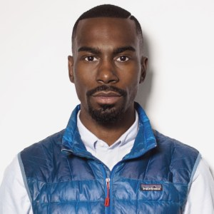 DeRay Mckesson for the Show Up Summit at 1440