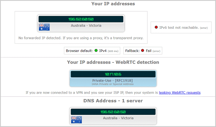 pia-vpn-ip-dns-webrtc-leak-tests
