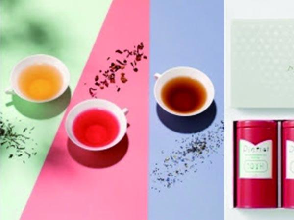 伊勢丹、紅茶 の NAVARASA とコラボ