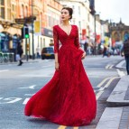 Beautiful Red Evening Dresses
