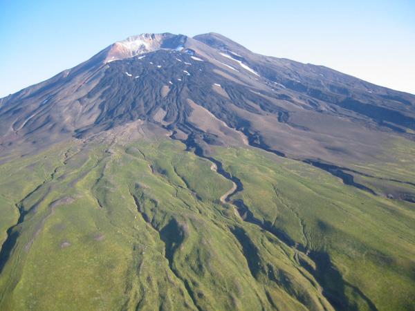 Gareloi Volcano
