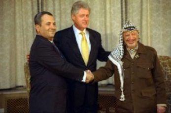 Arafat&Clinton&Barak