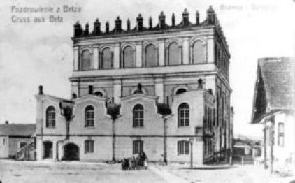 Belz_hasidic_synagogue