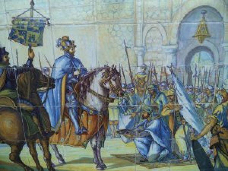 Entrée_d'Alphonse_VI_a_Tolède_1085