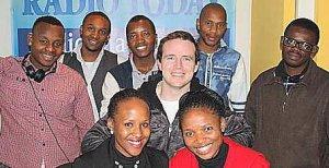 Radio Today Johannesburg Ivan May Academy