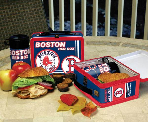 Boston Red Sox Lunch Box - Mlb Team