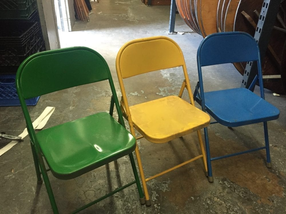 used chairs for sale specialty linens and chair covers equipment archives del rey party rentals metal