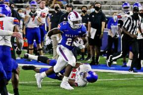 Not an Overnight Sensation' - How Israel Tucker continues to provide spark to Louisiana Tech's backfield – Crescent City Sports