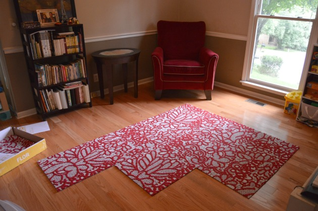 flor carpet tiles review my toy room