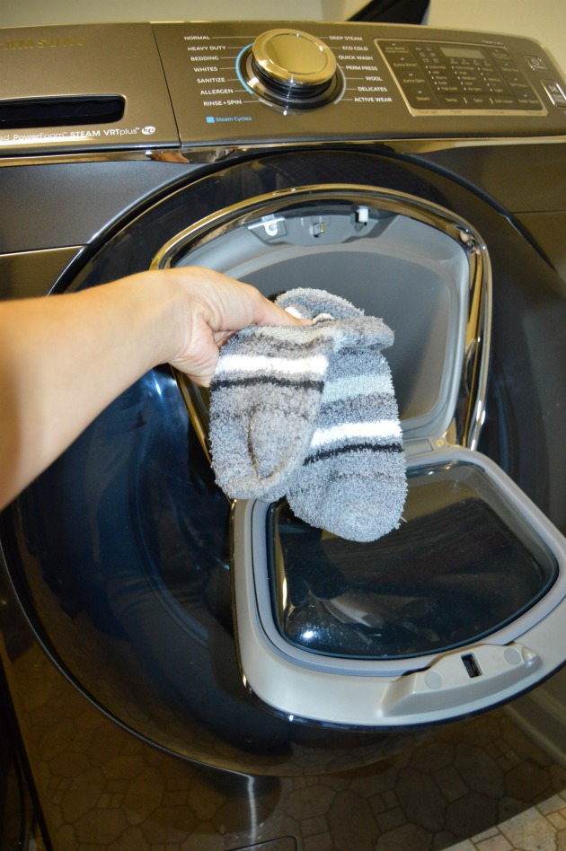 Samsung Washer And Dryer Review Front Load Washer And Dv50k7500ev Electric Dryer With Steam