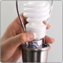 Correct Way To Screw In CFLS