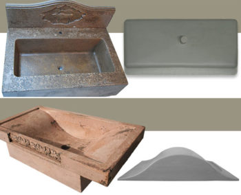 decorative concrete forms and molds