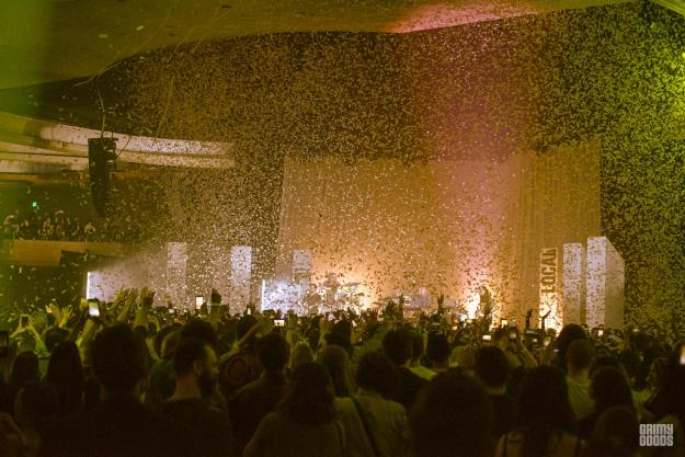 Local Natives at Hollywood Palladium -- Photo: Danielle Gornbein
