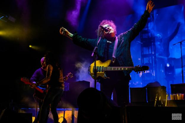 the cure robert smith 2019 photos