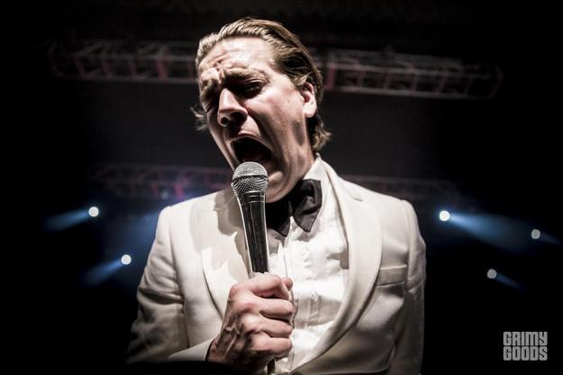 The Hives concert 2019