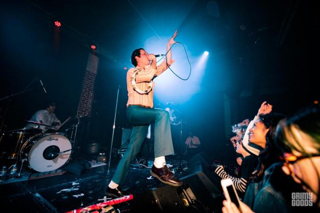 Mike Krol at The Bootleg Theater – Photo by ZB Images