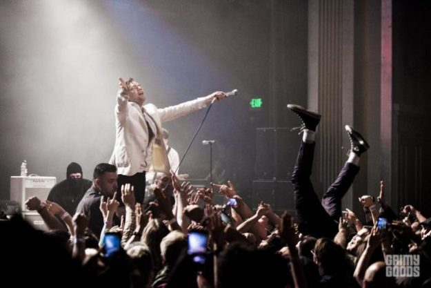 The Hives at Fox Theater Pomona — Photo: Wes Marsala
