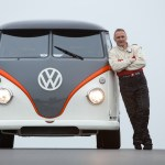 This Vw Bus With A 530hp Porsche Engine Is A Perfect Example Of A Restomod Sleeper Moto Networks