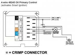 48245 CAD Cell Oil Primary Control