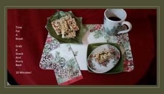 Coffee Break Christmas Theme