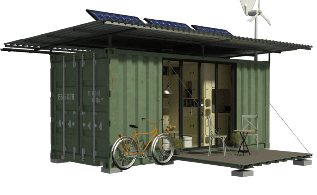 Shipping Container Cabin Plans Julia Tiny House Blog