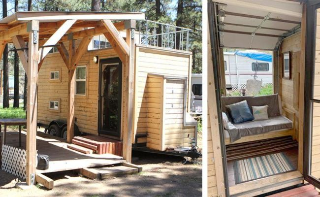 San Diego S First Tiny House Village Also Has Rental Sites