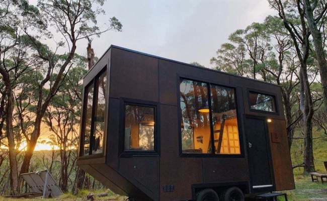 Cabn South Australia S First Off Grid Sustainable Tiny