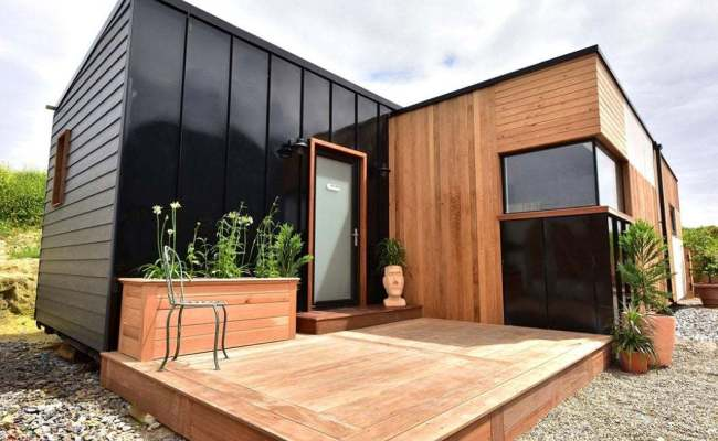 Sip Built Single Story Tiny Homes In Ireland Tiny House