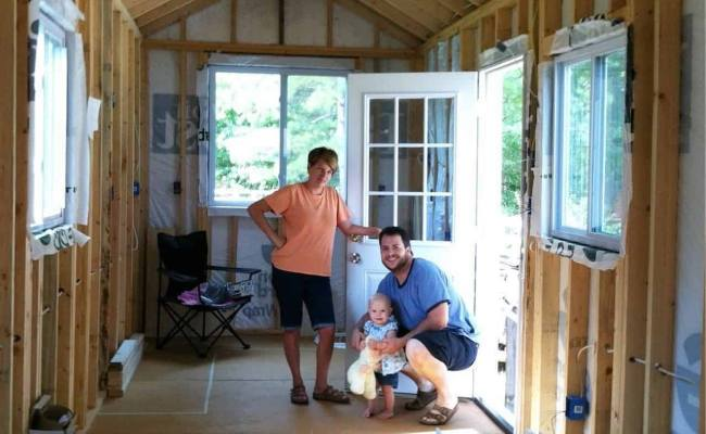 Andrew Odom Reflecting On 10 Years Of The Tiny House