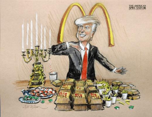 Fast Food Feast, 2020 (Bill Wilson Studio)