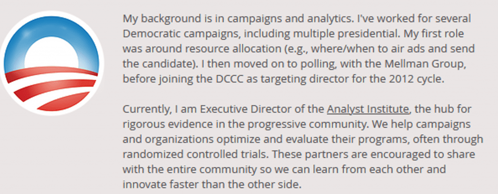 Screenshot from the personal website of the director of the Center for Civic Information, illustrating piece on the Georgia runoff elections and potential voter intimidation (Screenshot of image obtained by C. Murray) spectator.org