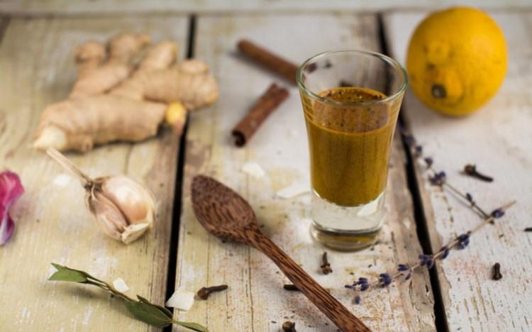 Anti-Inflammatory Cold Remedy Shot