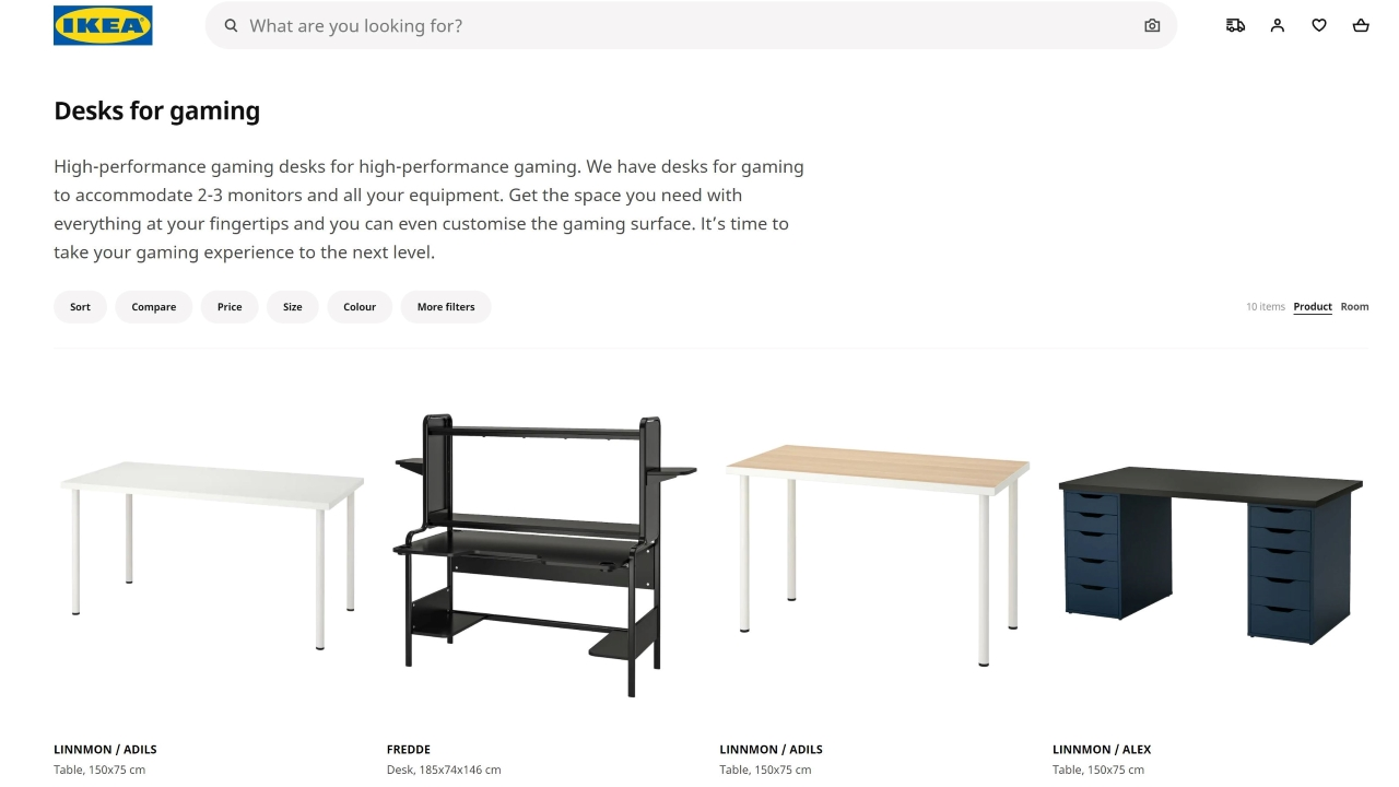 ikea asus rog launching affordable