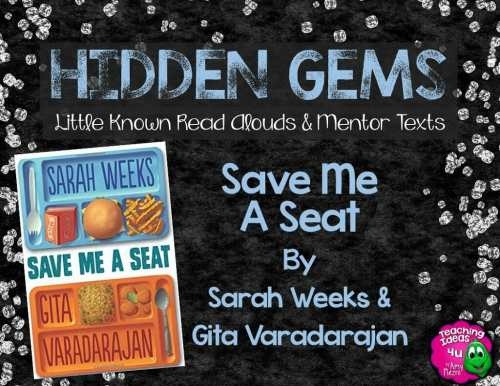 small resolution of Hidden Gems: Save Me A Seat - Teaching Resources and Lesson Plans -  Teaching Ideas 4U by Amy Mezni