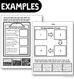 2nd Grade Social Studies Interactive Notebook BUNDLE 5 Units - Teaching  Resources and Lesson Plans - Teaching Ideas 4U by Amy Mezni [ 960 x 960 Pixel ]