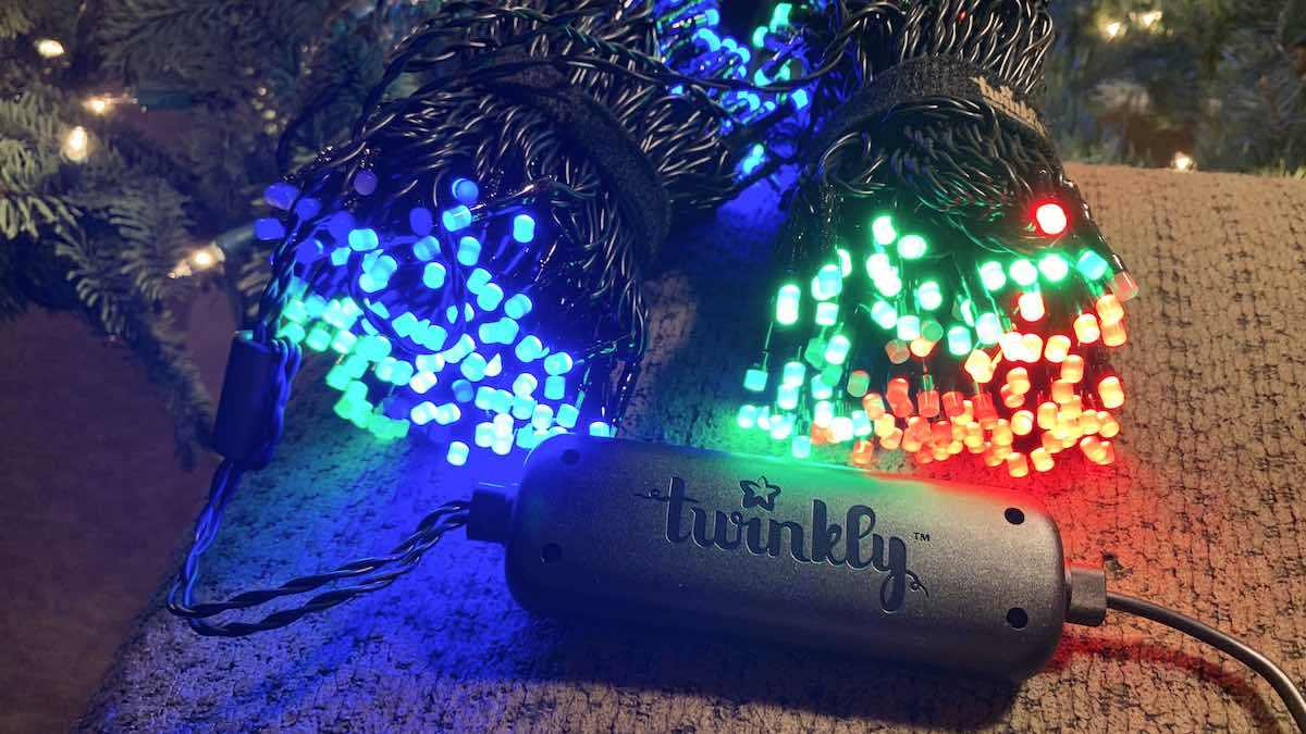 twinkly multi color edition smart led