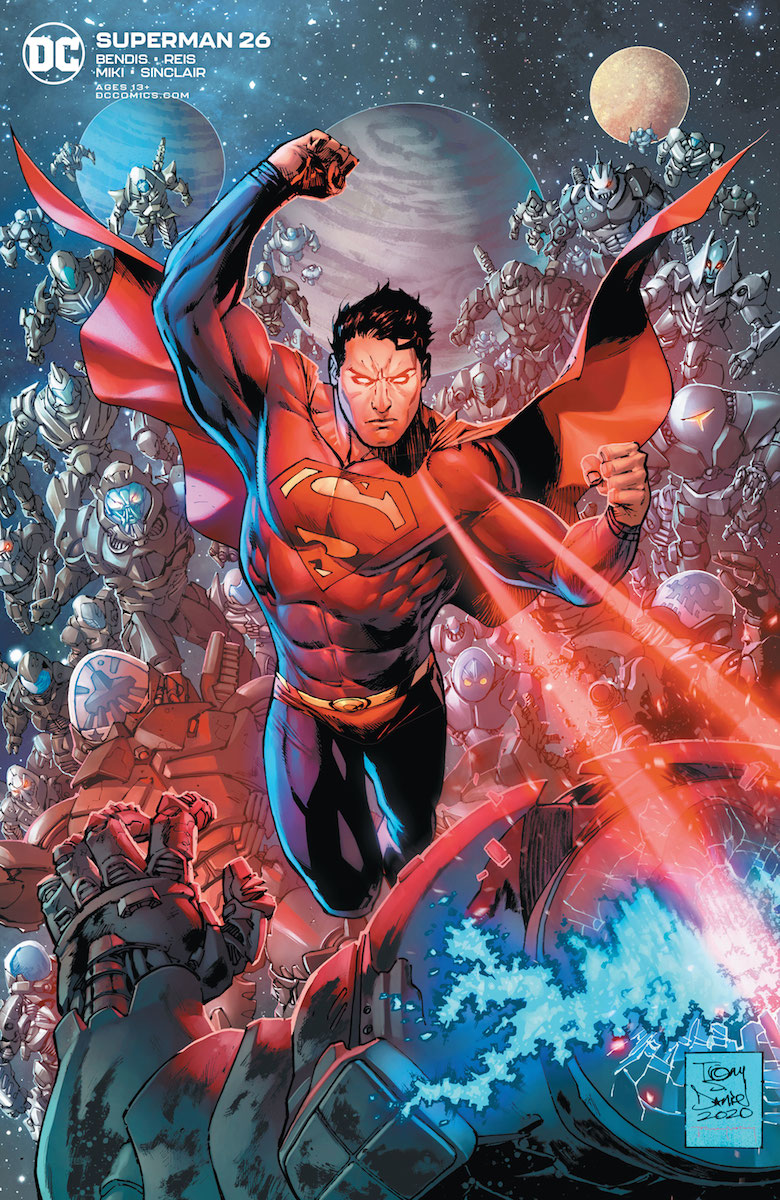 Review - Superman #26 - The Aspiring Kryptonian