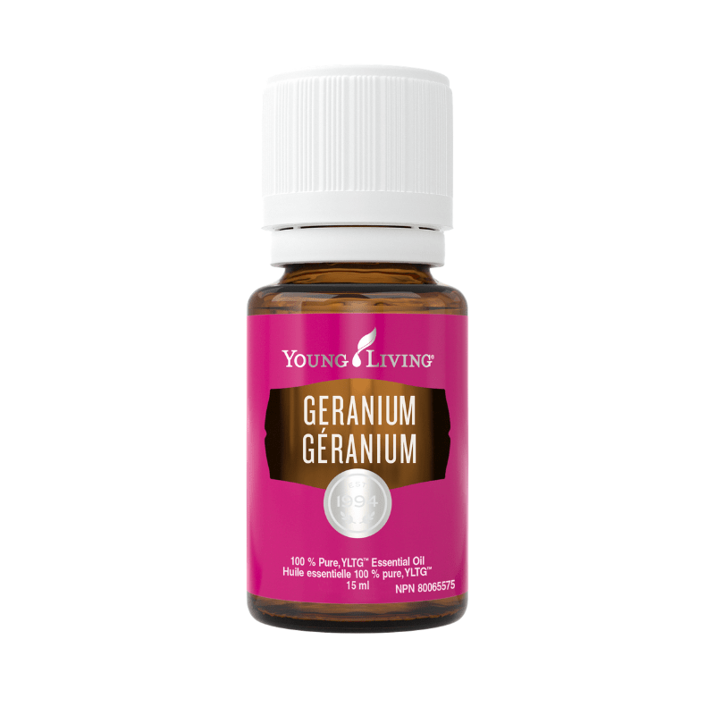 Geranium Essential Oil Single - Young Living 15 mL   Royal Tails