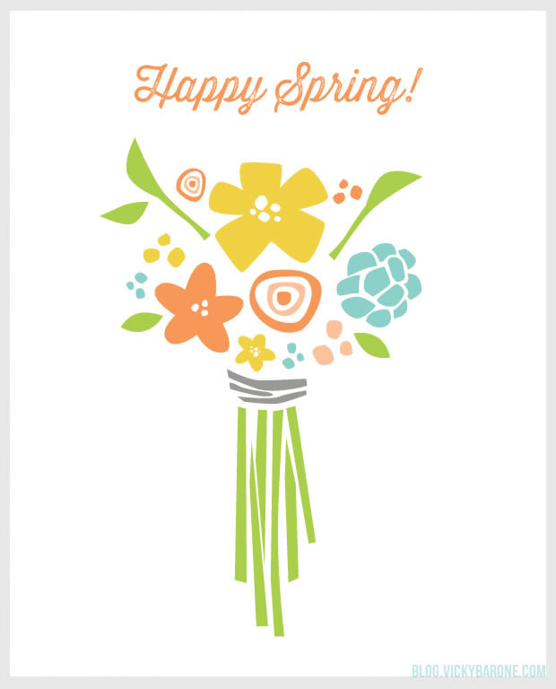 Images Of Happy First Day Of Spring : images, happy, first, spring, Happy, First, Spring!, Vicky, Barone