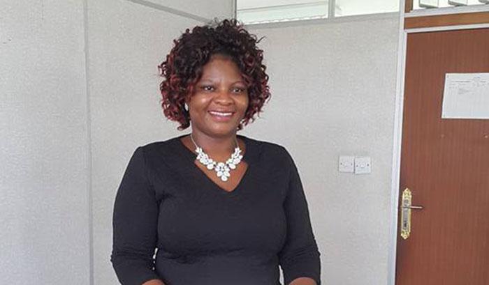 Gweru Town Clerk Ms Elizabeth Gwatipedza