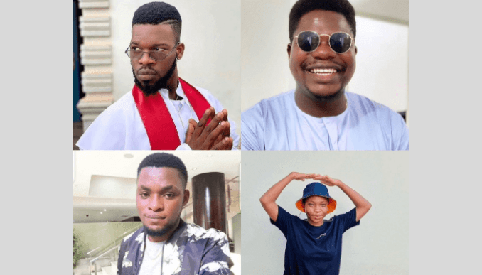 Nigeria's top digital content creators