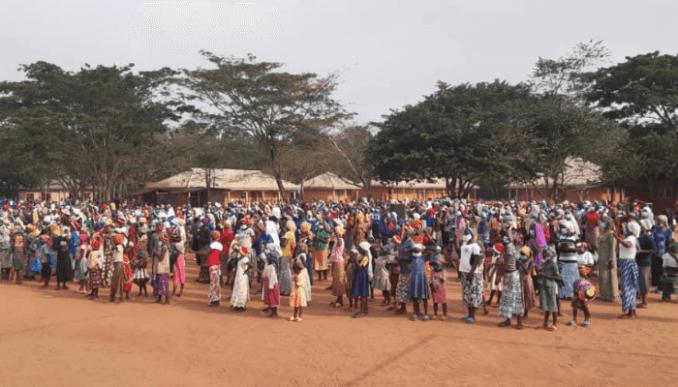 IDP Camp