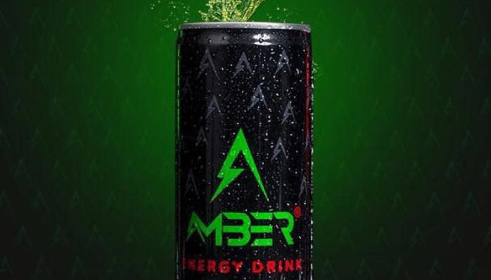 Amber Energy drink