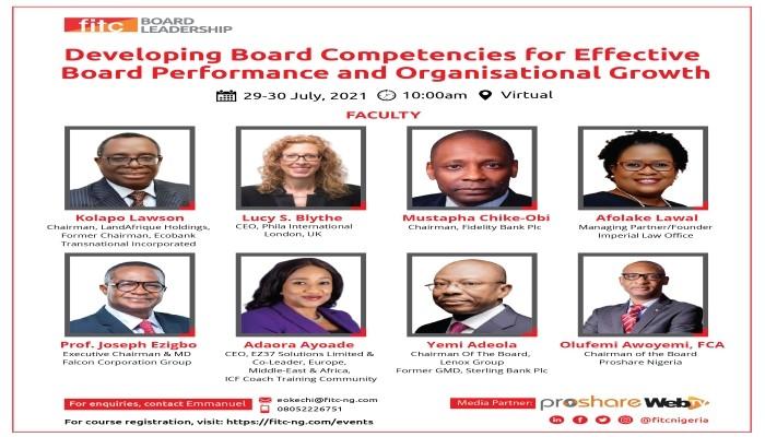 Board competencies