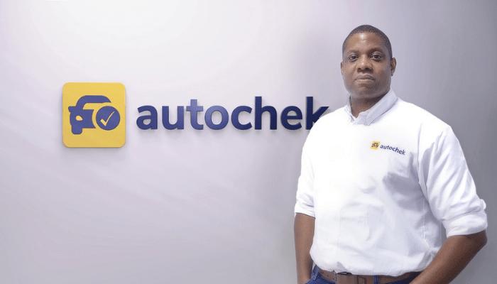 Etop Ikpe, CEO of Autocheck
