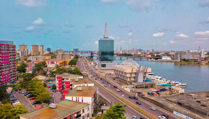How big is Lagos, and the VAT row?