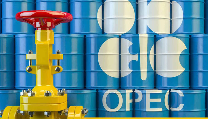 OPEC cuts this year's global oil demand forecast by 160k barrels daily