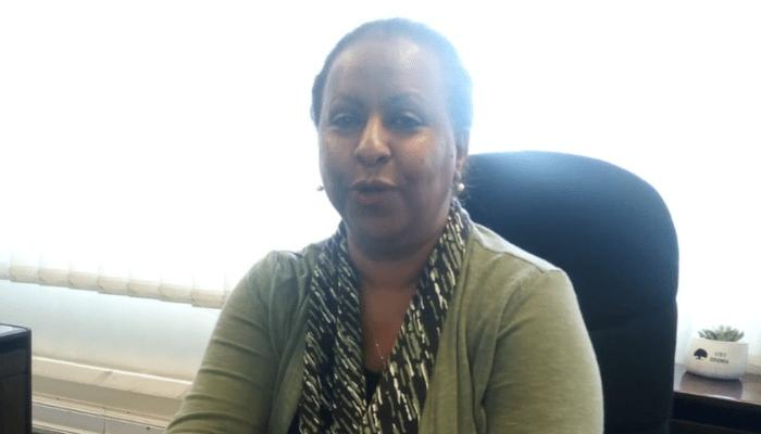 Mahlet Kebede, head of Ethiopian Holidays