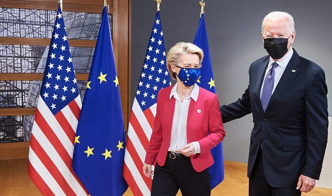 La Unión Europea y EEUU impulsarán un diálogo político sobre competencia  tecnológica